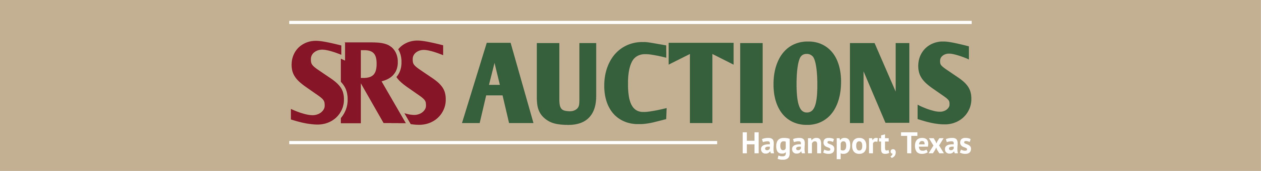 Sulphur River Saddlery, Inc  | SRS Auctions